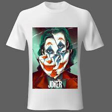 Mens t-shirt Movie Music Joker Joaquin Phoenix Unisex Woman S M L XL 2XL  UK