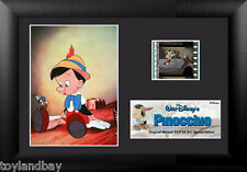 Film Cell Genuine 35mm Framed & Matted Disney Pinocchio Special Edition USFC5725