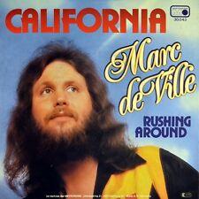 "7"" MARC DE VILLE California MODERN TALKING/ BLUE SYSTEM METRONOME 1977 like NEW!"
