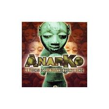ANARKO - LA MARCHA DE LOS MUNECOS EGOCENTRICOS - 13 TRACKS - 2001 - NEUF NEW NEU