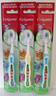 3 Colgate Kids 0-2 Years EXTRA SOFT Toothbrushes