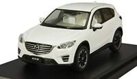 INTERALLIED Hi Story 1/43 Mazda CX-5 2015 Crystal White Pearl Mica Finished