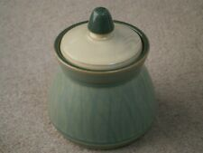 SUPER STYLISH DENBY CALM LIDDED SUGAR BOWL BARELY USED CONDITION DISCONTINUED