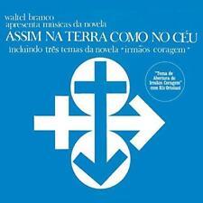 Waltel Branco - Assim Na Terra Como No Ceu Incluindo Três Temas Da Nove (NEW CD)