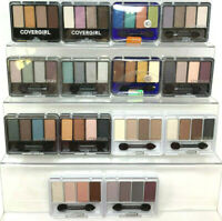 (4) Covergirl Eye Enhancers Eye Shadow Palettes Sealed YOU CHOOSE YOUR COLOR