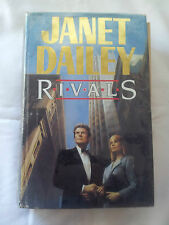 Rivals by Janet Dailey (Hardback, 1989)