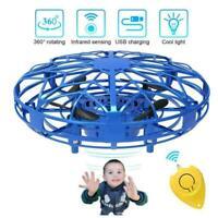 Mini Drones 360° Rotating Smart Mini UFO Drone USB Toys For Kids Charging I5S7