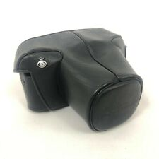 Vintage Pentax Asahi MV Camera Case Fitted Snap Button Cover