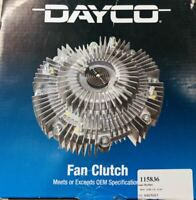 DAYCO FAN CLUTCH 115836 FOR NISSAN SKYLINE RB25DET  1993-1998 2.5L