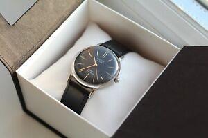 Poljot De Luxe Extra SLIM Watch Men's Vintage USSR