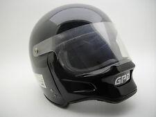 Vintage GPA E1 Enduro Motorcycle Helmet 80's Classic Design Cafe Racer LARGE