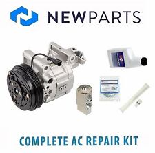 Complete AC A/C Repair Kit w/ Compressor & Clutch fits Subaru Outbac 2007 XT 2.5