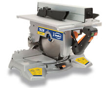 Saw tab tilting with table superior TM33W VIRUTEX version wooden floor