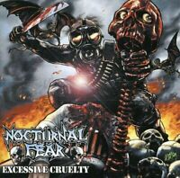 Nocturnal Fear - Excessive Cruelty [CD]