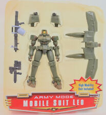 Bandai Mobile Suit Gundam Wing ARMY MODE SUIT LEO Japanese Action Figure MSIA