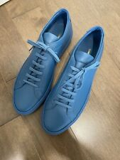 Common Projects Achilles Low Mens size US 10 / EU 43 in Blue. ONLY WORN ONCE!