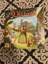 Village Board Game - Excellent Condition - Stronghold Games