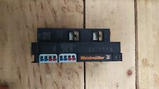 Weidmuller 1334930000 Remote I/O Fieldbus Coupleur, IP 20, Ethernet, Modbus/TCP