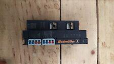 WEIDMULLER 1334930000 Remote I/O fieldbus coupler, IP 20, Ethernet, Modbus/TCP