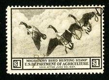 US Stamps # RW3 F-VF Used Fresh Scott Value $100.00