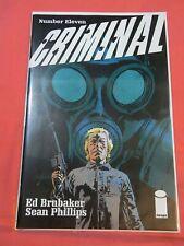 CRIMINAL #11 - Ed Brubaker, Sean Phillips (2019 3rd series) Image comics