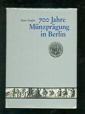700 Jahre Münzprägung in Berlin