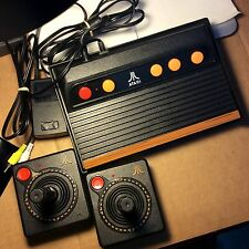 Atari Flashback 5 Classic VideoGame Console W/2 Wireless Controllers & PowerCord