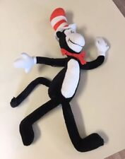 """Cat In The Hat Stuffed Plush Official Movie Toy 2003 Dr. Suess  22"""""""