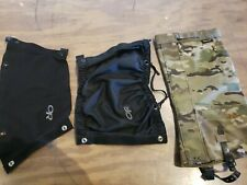 Outdoor Research Rocky Mountain High Gaiters for Men pack of 3 individual