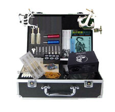 Professional tattoo supply Starter Tatoo Kits machine complete stuff SET