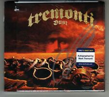 TREMONTI: DUST CD BEST BUY EXCLUSIVE AUTOGRAPHED SILVER INK NEW ALTER BRIDGE