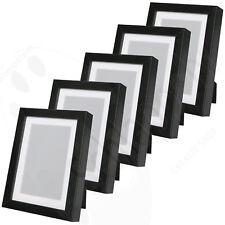 IKEA Ribba Rahmen In schwarz (10x15cm) Bilderrahmen Fotorahmen