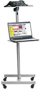 Table mobile pour vidéoprojecteur