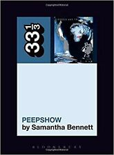 Siouxsie and the Banshees' Peepshow (33 1/3) Paperback Book