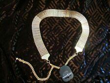 Raro Cinturón de Cadena de oro de Londres