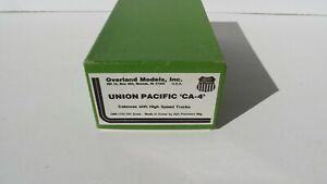 UNION PACIFIC CA-4 CABOOSE OMI 1121 HO SCALE BRASS FACTORY BOX