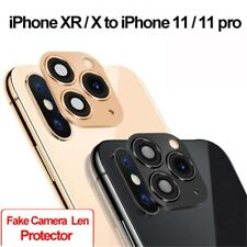 Camera Lens Sticker Cover For iPhone X XS MAX Seconds Change to iPhone 11Pro