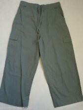 Straight Leg Cotton Capri, Cropped Trousers BHS for Women