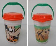 2005 Disneyland 50th Anniversary GOOFY CASTLE Disney Souvenir Popcorn Bucket+Lid