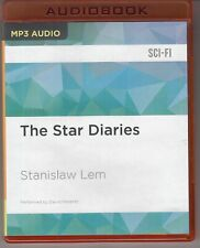 STANISLAW LEM - THE STAR DIARIES Audio Book Unabridged MP3 CD Ijon Tichy Series