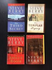 Steve Berry Book Bundle