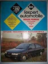 """NISSAN Primera - Revue technique """"L'Expert Automobile"""""""