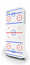 Ice Hockey Rink Cover Case for iPhone 4/4s 5/5s 5c 6 6 Plus