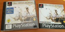 @ Final Fantasy Anthology Teil 4 + 5   - PS 1 / Playstation -  mit Handbuch