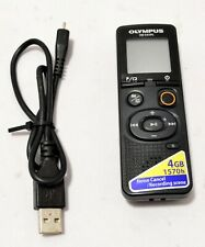 OLYMPUS VN-541PC WMA BLACK NOISE CANCELLING DIGITAL VOICE RECORDER