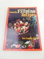 Favorite Filipino Recipes Pat Limjuco Dayrit 1975 Paul Hamlyn Very Good Ebay