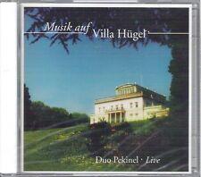 Musica Villa collina Duo pekinel Live