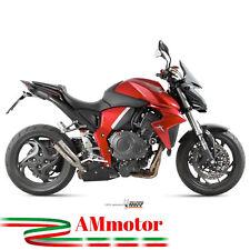 Mivv Honda CB 1000 R 2009 Terminale Di Scarico Marmitta Double Gun Titanio Moto