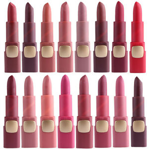 Long Lasting Waterproof Matte Lipstick Moisturizer Lip Gloss Makeup Cosmetic