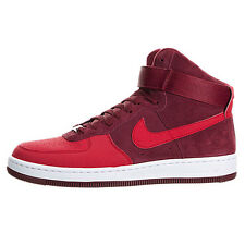 WOMEN'S NIKE AF1 ULTRA FORCE MID SHOES SIZE 7 gym red 654851 601